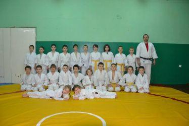 Sekcja Judo w Miejskim Ośrodku Sportu i Rekreacji w Czeladzi